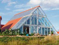 Preview Bio-Solar-House příklad, ocelový dům 10180