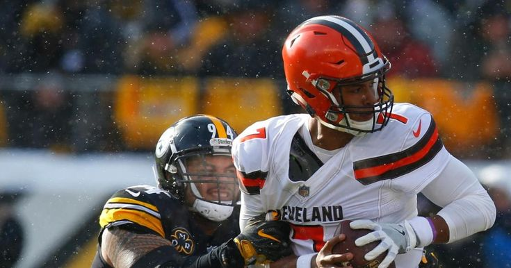 Browns finish perfect season, fall to 0-16 with loss to Steelers