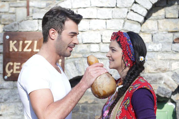 Yusuf Çim & Gülsim Ali İlhan (Hanım Köylü TV Film)