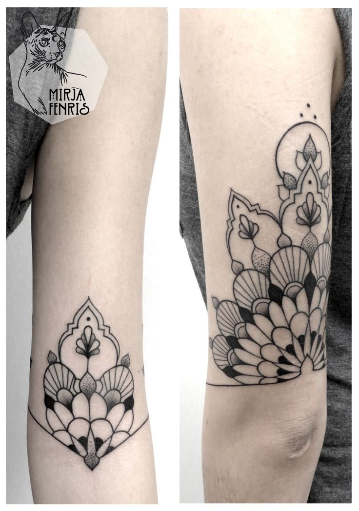 Mirja Fenris Tattoo