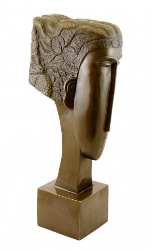 Amedeo Modigliani Bronze Sculpture