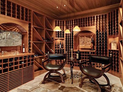 Cómo Almacenar los Vinos - Ideas de Diseño Sorprendentes   Casas Decoracion