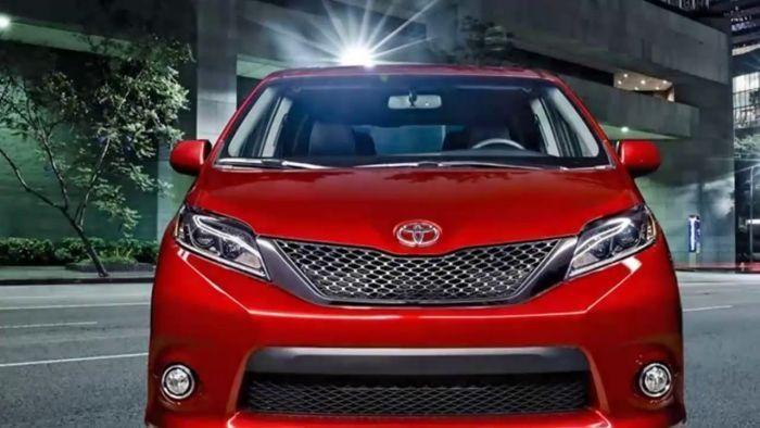 Toyota Sienna 2019 Overview