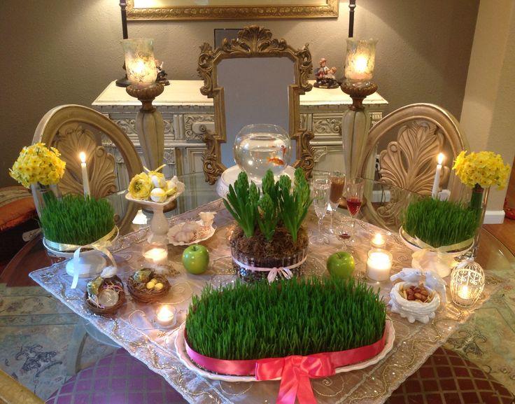 هفت سين | Persian new year/ haft seen | Pinterest