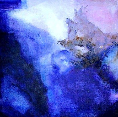 Zao wou ki peintures recherche google bleu turquoise for Peinture bleu turquoise