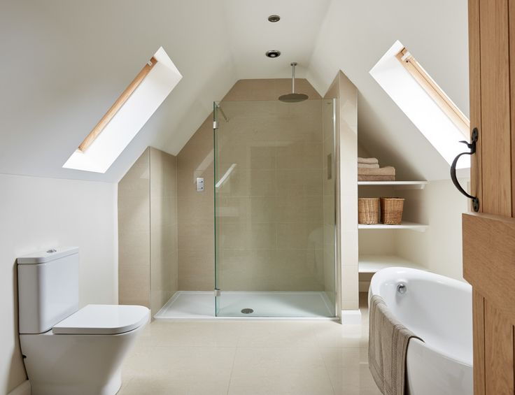 Entrancing 70 small bathrooms loft conversions decorating for Bathroom ideas loft conversion