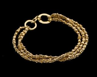 Handmade 18K Solid Gold Chains for Sale