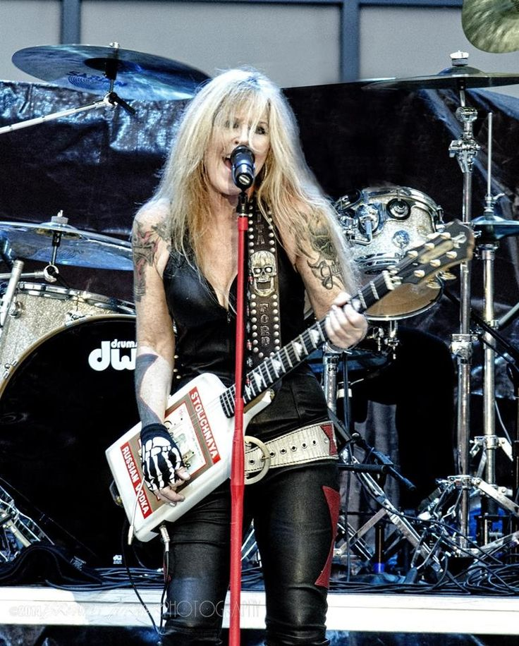 Lita Ford Queen Of Metal A Collection Of Celebrities -9714