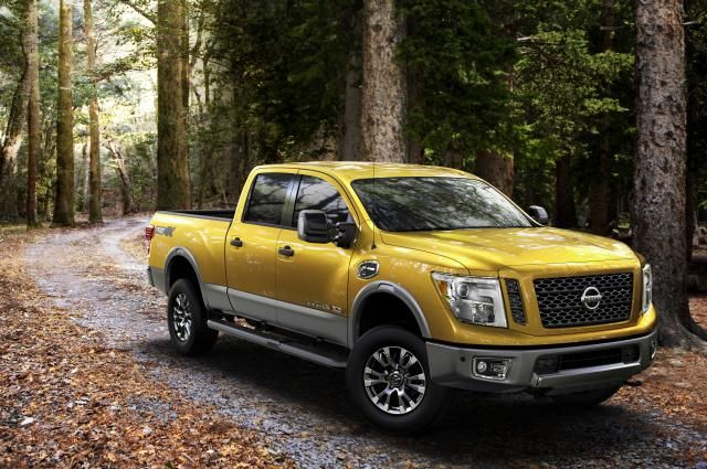 Birth of the Nissan's 2016 Titan XD: Nissan's 2016 Titans: A Serious Reboot for a Tough Market