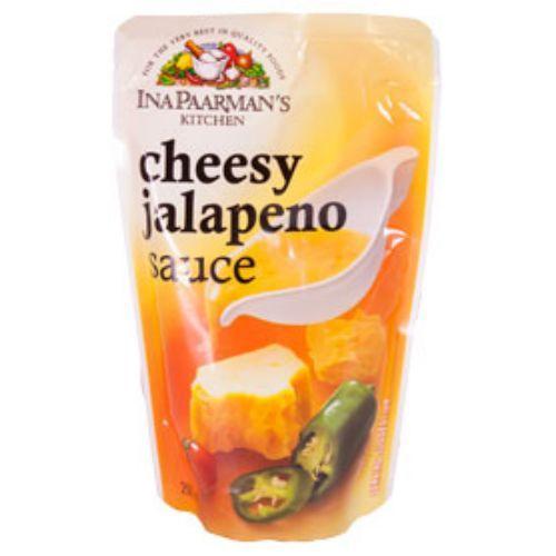 Ina Paarmans Cheesy jalapeno sauce