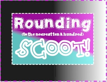 Rounding SCOOT! (task cards/review game): Scoot Games, Round Games, Fun Activities, Cards Review Games Repin, Cardsreview Games, Task Cards Review, Whole Group Activities, Living Love Teaching, Fun Whole Group