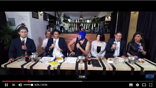 (Video) 2o. Debate Alcoholizado Candidatos EDOMEX Borrachos con Escorpión Dorado - http://www.esnoticiaveracruz.com/video-2o-debate-alcoholizado-candidatos-edomex-borrachos-con-escorpion-dorado/