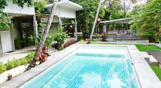 Glur Hostel with pool in Ao Nang, Krabi, Thailand. Southeast Asia's best guesthouses and hostels in 2014. #travel #backpacking