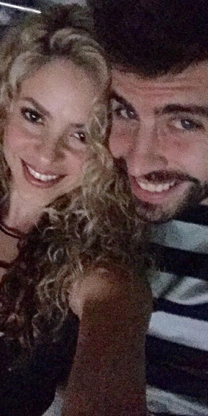 Shakira and Gerard Piqué's Date-Night Selfie Will Restore Your Faith in Celebrity Love