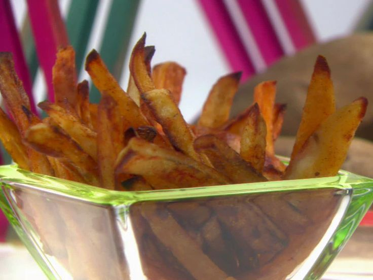 Oven Fries from FoodNetwork.com
