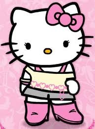 Hello Kitty in styleBuy Fabrics, Hello Kittyxx, Hello Kitty Parties Food Ideas, Myworld Ebay Com Kittyglam, Hello Kitty Birthday, Kids Birthday Parties, Hellokitty, Hello Kitty Sneakers, Birthday Ideas