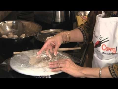 Gluten-free Chapati
