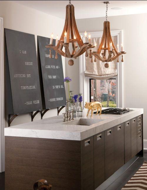 18 Best Kitchen Chandelier Images On Pinterest  Kitchen Amusing Kitchen Chandeliers Design Decoration
