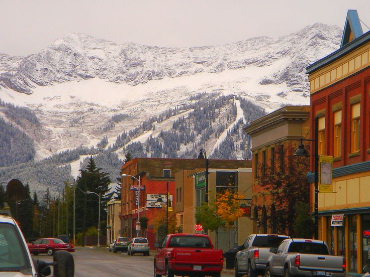 The Foodie�s Guide To Outdoor Mecca Fernie, B.C.