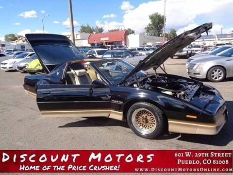 1985 Pontiac Firebird for sale in Pueblo, CO