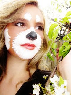 17 Best images about Panda on Pinterest | Tribal makeup, Theater ...