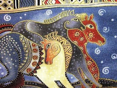 Image result for laurel burch horses