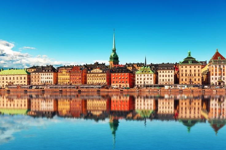 A Chilled Weekend in Stockholm - Weekend Candy