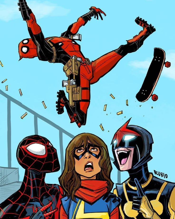 Ultimate Spider Man Free Comic Book Day: Best 25+ Deadpool Valentines Ideas On Pinterest