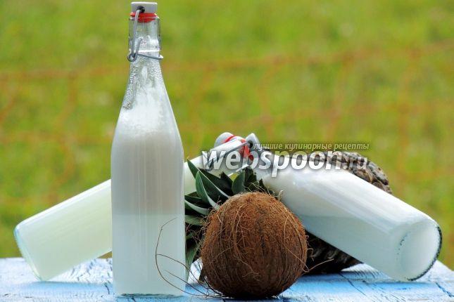 Кокосовый сироп