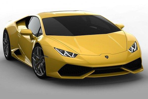 The Lamborghini Huracan is the successor to the Gallardo.