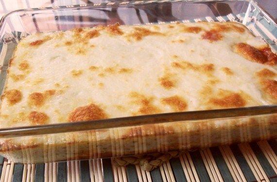 Canelones de atún, un delicioso plato de pasta para toda la familia