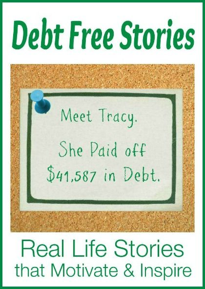 Meet Tracy, a Single Mom, Who Paid off $41,587 in Debt | Debt Free Stories @ FamilyBalanceSheet.org