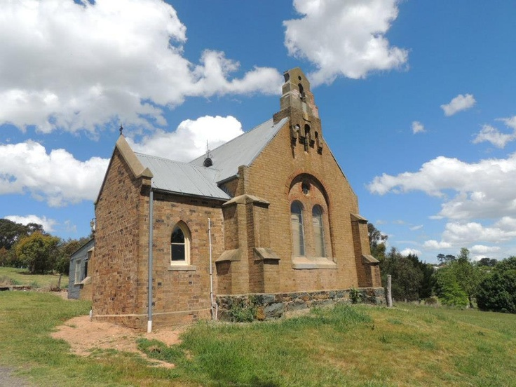 Unnamed church - one of 3 churches in Millthorpe Cemetery