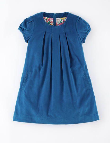 Robe simple en velours 33316 robes de jour et tabliers for Mini boden direct