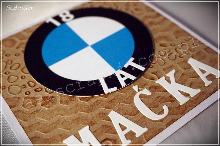 Kolejne kartki BMW. Uzbierało się kilka BMWuszek 🙂 Kolejne kartki BMW Podobne