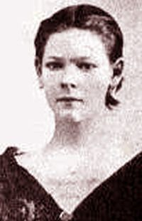 """Matilda """"Tillie"""" Pierce Alleman was 15 at the time of the Battle of Gettysburg. Her memoir """"At Gettysburg, Or What A Girl Saw And Heard Of The Battle"""" is one of the best-known accounts of a civilian's experience of a Civil War battle."""