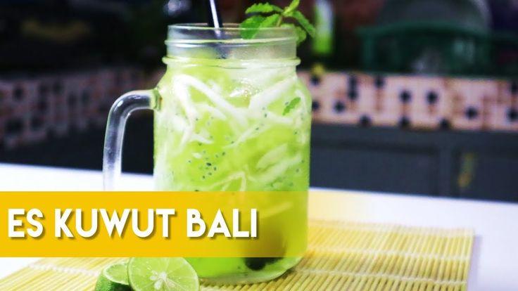 Es Kuwut Bali ala Dapur Adis.  Coconut Iced Bali by Dapur Adis