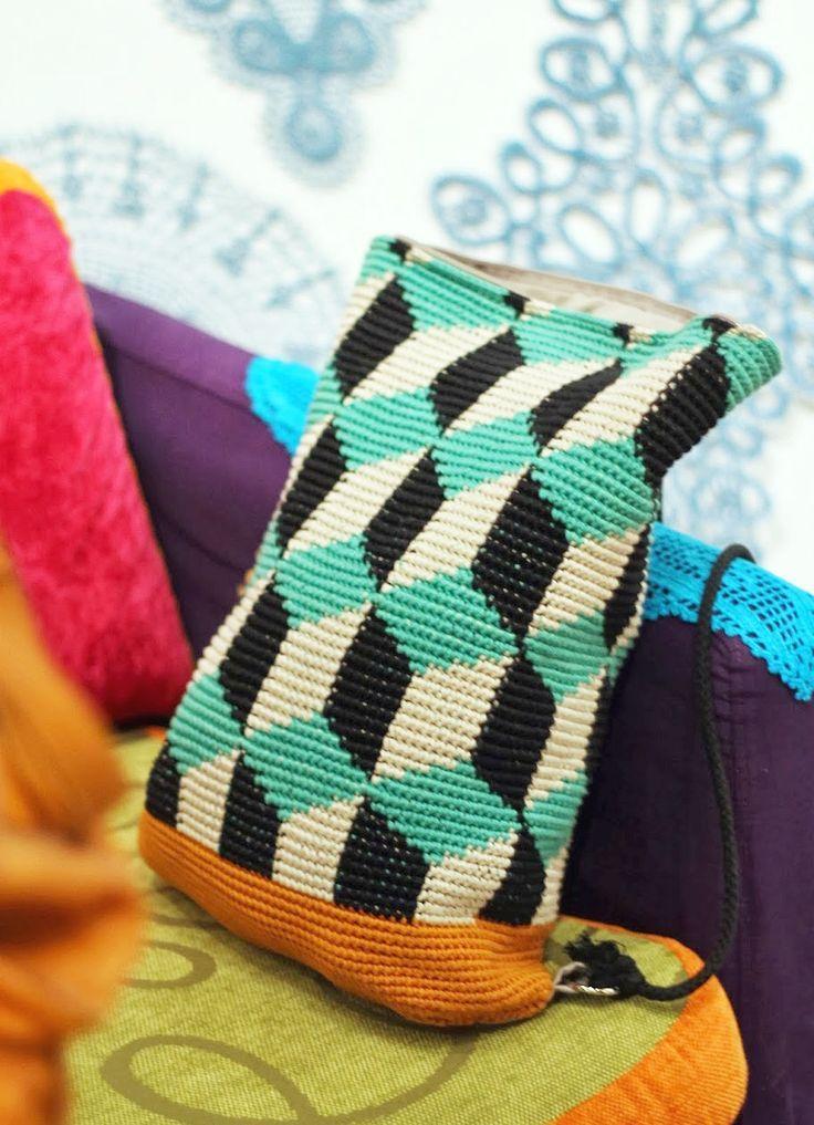 modern crochet - Buscar con Google