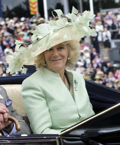 74 Best Images About The Duchess Of Cornwall S Jewellery