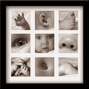 Crafty Mama: Baby Love--- LOVE the tiny baby parts :)