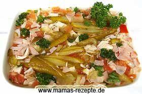 Schweinefleisch Sülze | Mamas Rezepte - mit Bild und Kalorienangaben
