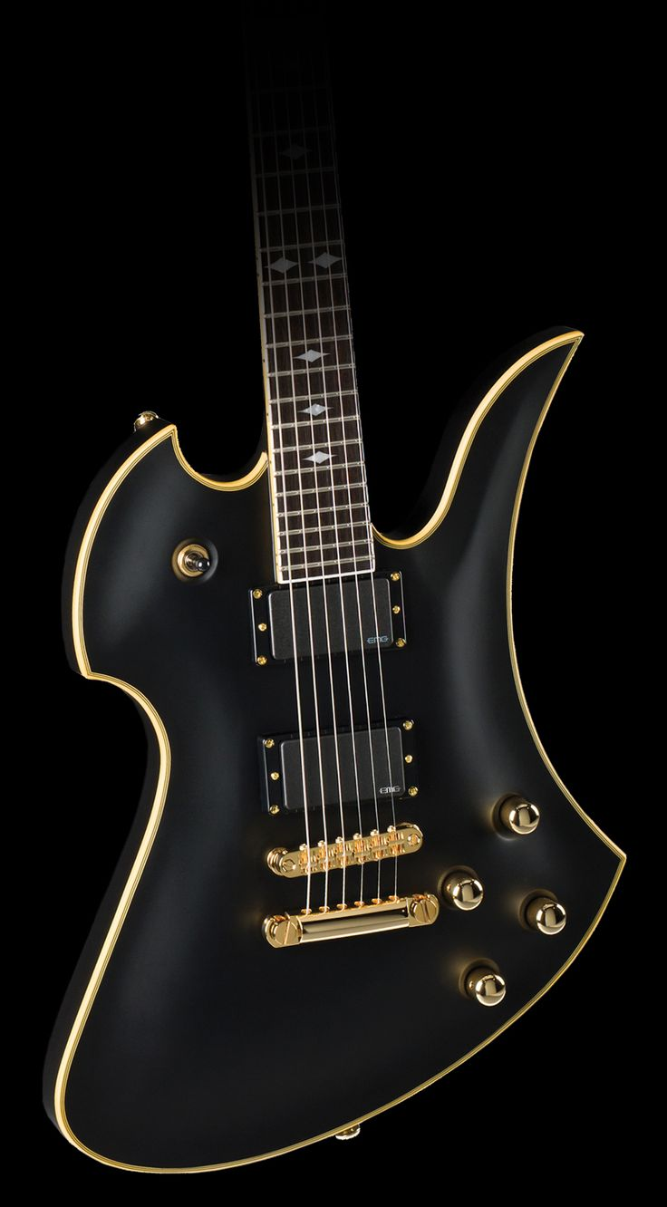 B.C. Rich Mockingbird Pro X Hardtail Electric Guitar ...