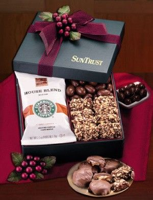 Corporate Coffee Break Gift Box from Holiday Gifts and Gift Baskets - $38 Shipped!!