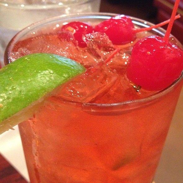 Cherry Lime Flip @ Red Robin Gourmet Burgers -- I was hoping this was a recipe. Lol yum yum yum!! @Allison Borden