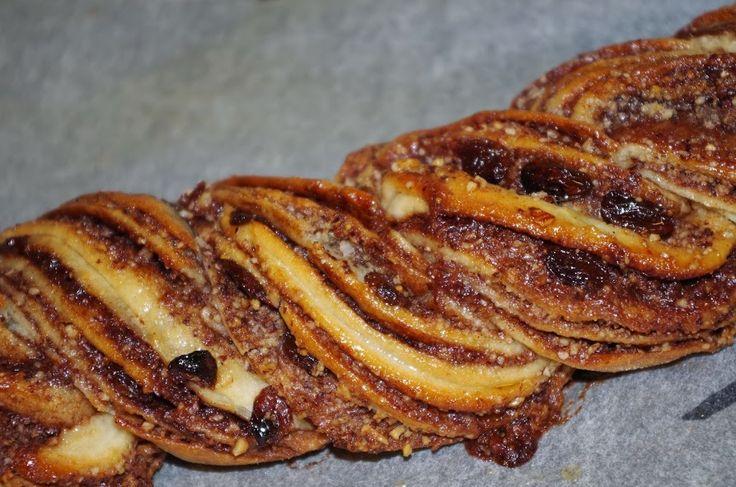 Skúmala som na Vareche, či tu už náhodou nie je tento recept. Je, ale trošku iný. Preto si dovoľujem prispieť mojím Izraelským závinom. Je to veľmi chutný, nenáročný koláč.