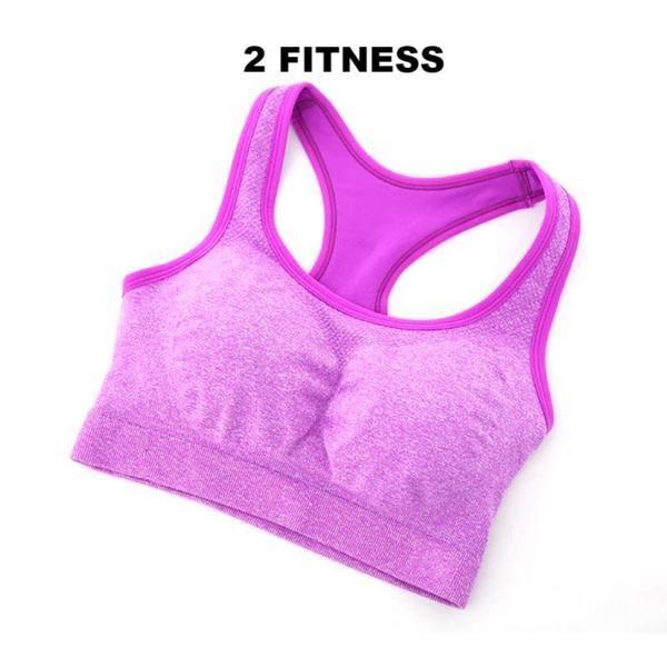 Women Gym Sports Bra Yoga Fitness Stretch Workout Tank Tops