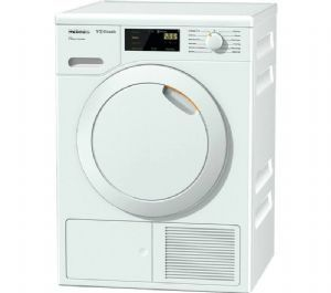 MIELE TDD120 WP Eco T1 Classic heat-pump tumble dryer with A++ and 1-8 kg capacity for high efficiency
