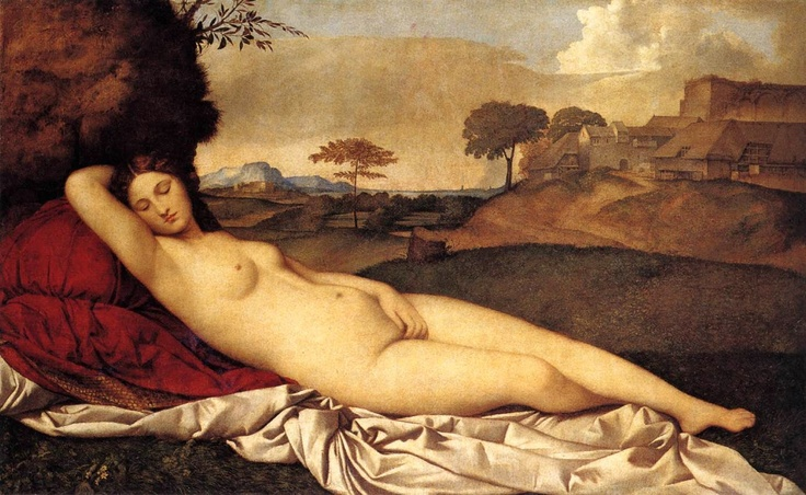It's About Time: Women by Giorgione - Giorgio Barbarelli from Castelfranco 1477-1510