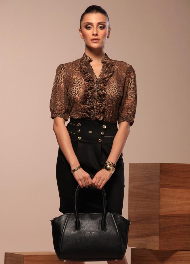 Özge Ulusoy Collection by Markaport - JEANNE DARC Elbise Markafoni'de 87,00 TL yerine 33,99 TL! Satın almak için: http://www.markafoni.com/product/3331220/