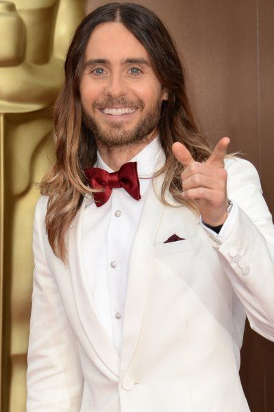 Q&A: Jared Leto's Hairstylist on His Perfect Oscars Hair